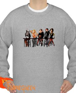 panic at the disco a fever you can't sweat out sweatshirt