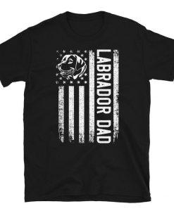 Labrador Dad Shirt NA